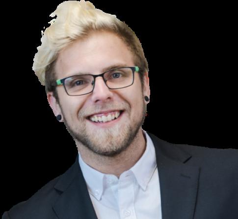 team member Cédrick Plante