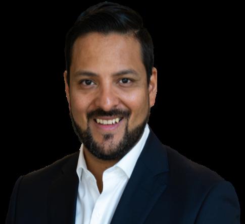 team member Reinaldo Caceres